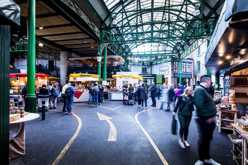 Borough Market, London - Image: 0106